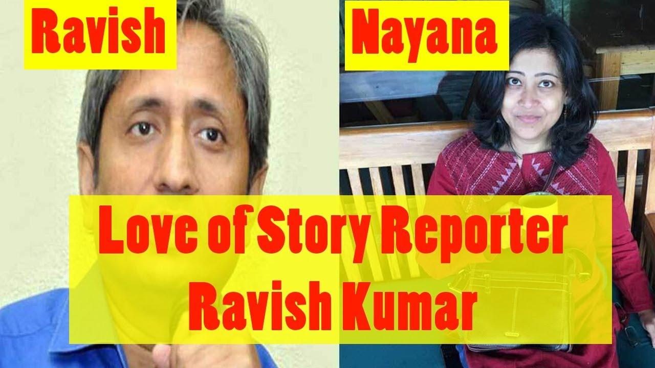 Love Story Of Ravish Kumar: A Tale Of Love | JodiStory