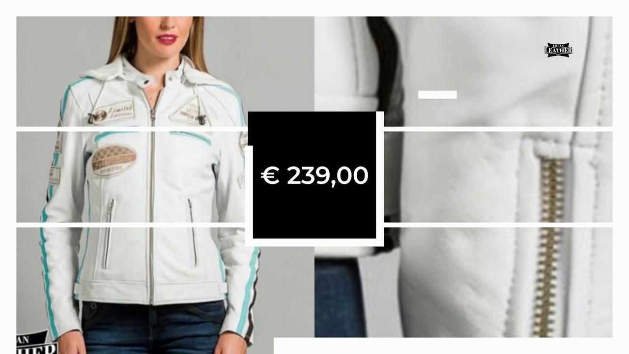 Exclusieve Leren Jassen Dames | Motorkleding Outlet | Urban Leather Amsterdam NL NH