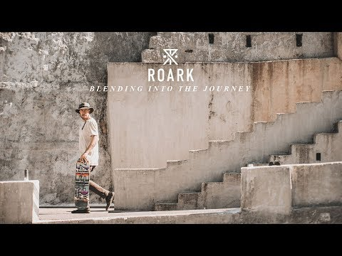 Roark: Blending into the journey - Jamaica with Jamie Thomas