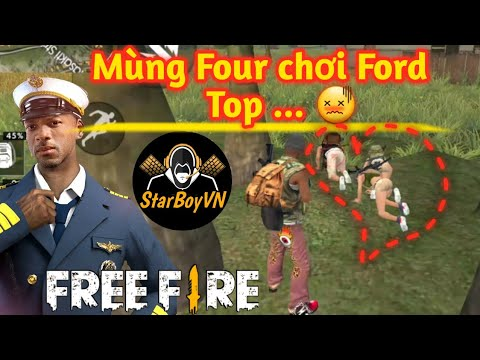 [Garena Free Fire] Mùng Four chơi Ford Solo vs Squad và cái kết... | StarBoyVN