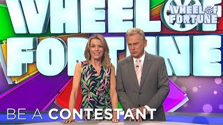 How To Be A Contestant | Wheel of Fortune