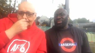 Chat  Live Gooner Claude tv ft Kenny ken picks his weekly Soccer Yankee
