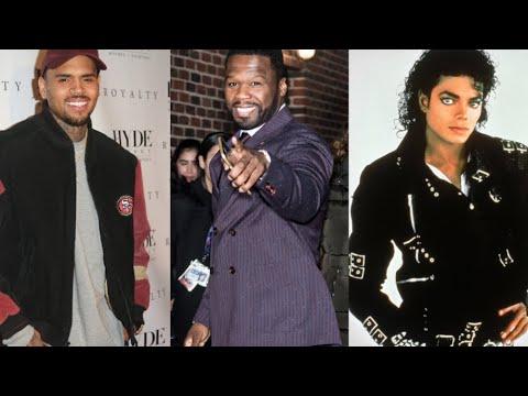 50 Cent Says Chris Brown is an better artist than Michael Jackson .