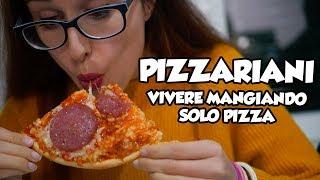 """Come vivono i PIZZARIANI: i fruttariani più """"estremi"""" - ft. Stay Serena Video"""
