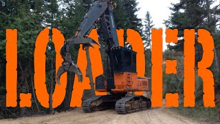 Loggers of Potlatch Part 2: The Loader