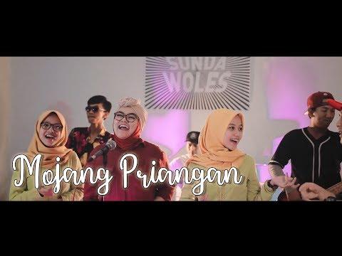 Mojang Priangan (Sunda Woles ft. Karin, Taya Putih Abu-abu) Cover