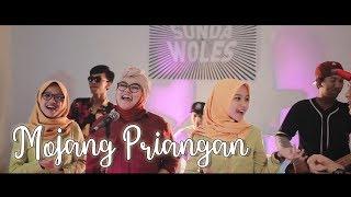 Mojang Priangan Sunda Woles ft Karin Taya Putih Abu abu Cover