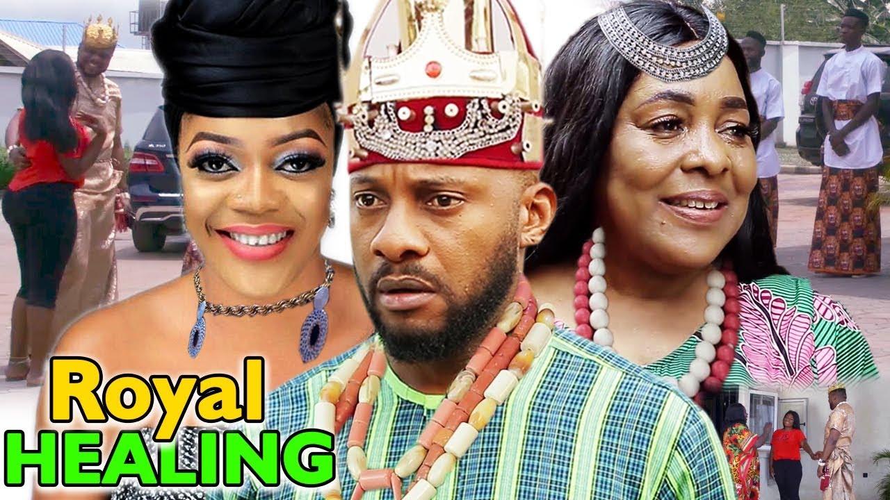 Download Royal Healing Season 1&2 - Yul Edochie & Eve Esin 2019 Latest Nigerian Movie