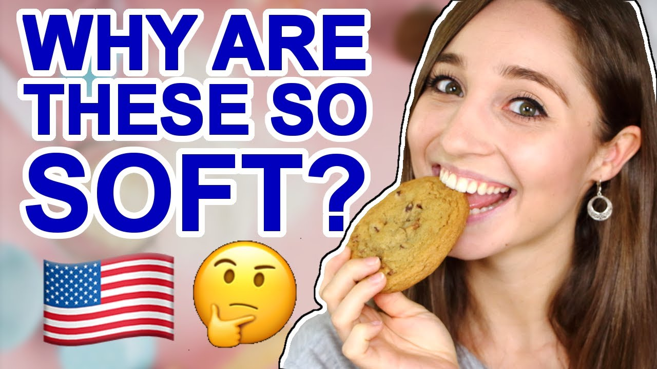 Baked Goods USA vs. Germany - Random Differences Pt. 7 | German Girl in America