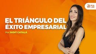 El Triángulo Del Éxito Empresarial Judit Català