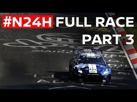 24Hrs of Nürburgring 2016 Pt.3: Radio Le Mans Commentary FULL 24H