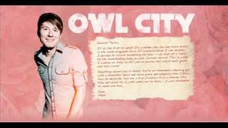 Owl City Valentines Gift To Taylor Swift (Download Included)