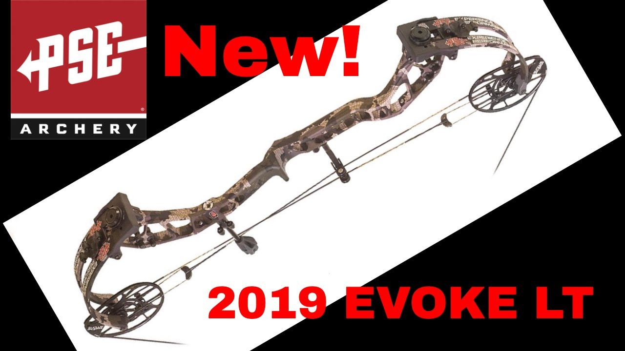 2019 PSE Evoke LT Mid Year Introduction Bow Test Review by