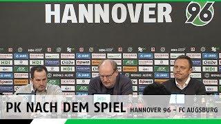 Video Gol Pertandingan Hannover 96 vs Augsburg