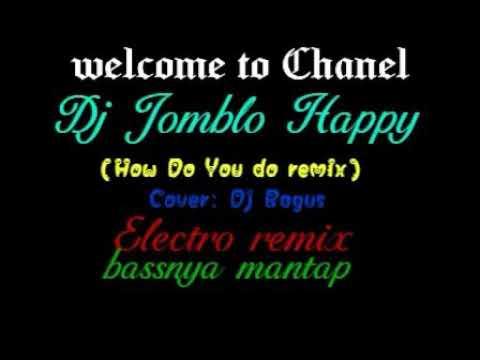 (TANTE CULIK AKU DONG)-DJ JOMBLO HAPPY. MANTAP JIWA√