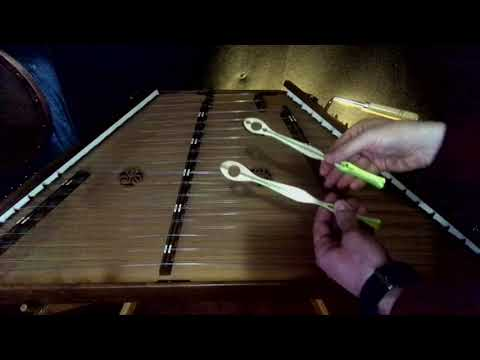 Lesson 1: The Anatomy of the Hammered Dulcimer