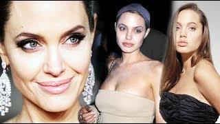 Эволюция Анджелины Джоли с 1991 по 2018 - бьюти образы актрисы