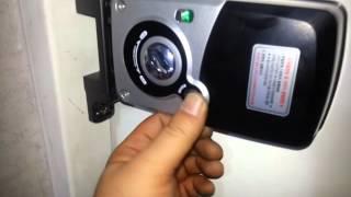 안양열쇠 디지털 도어락…