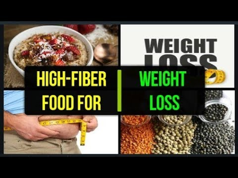 High-Fiber Food to lose weight quickly | 9 High fiber food  For Weight Loss