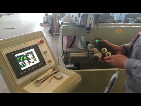 aluminum cnc milling machine software operation