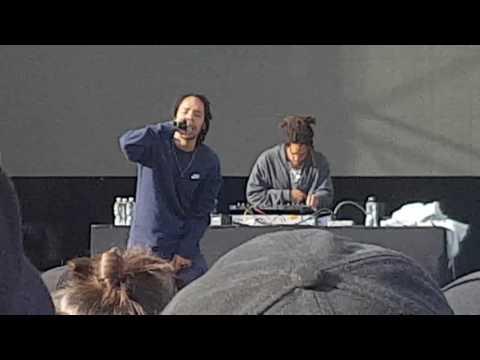Earl Sweatshirt Performs THREE BRAND NEW UNRELEASED Songs at One Love Music Festival