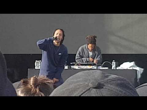 Earl Sweatshirt Performs THREE BRAND NEW UNRELEASED Songs at One Love Music Festival Mp3
