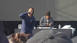 Earl Sweatshirt Performs THREE BRAND NEW UNRELEASED Songs at One Love Music Festival