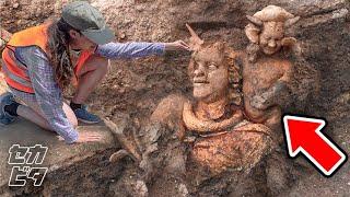 歴史を覆しかねない近年の考古学的発見ほか10選