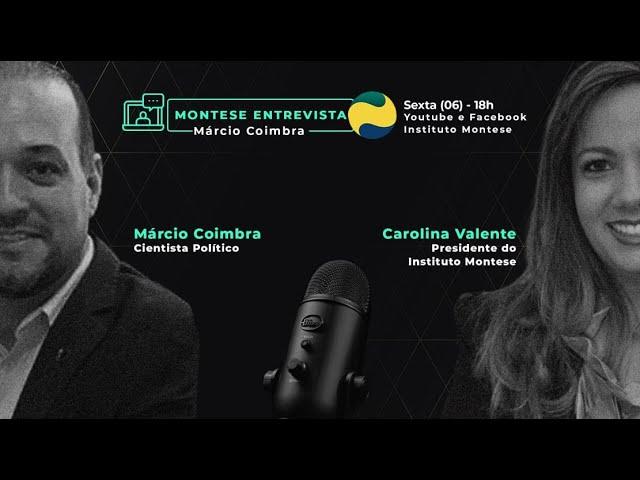 MONTESE ENTREVISTA MÁRCIO COIMBRA: ELEIÇÕES DOS EUA