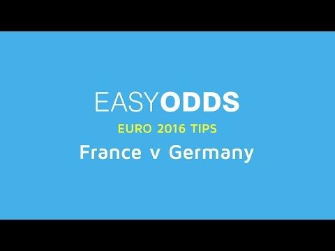 Euro 2016 Tips - France v Germany