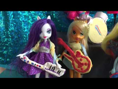 MLP Shake your tail !!!!!!! Doll version !!!