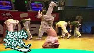BOTY 2006 - B-TOWN ALLSTARS (GERMANY) - SHOWCASE [OFFICIAL HD VERSION BOTY TV]