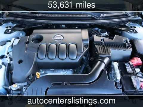 2012 nissan altima 2 5 s used cars wood river il 2016 02 01 youtube. Black Bedroom Furniture Sets. Home Design Ideas
