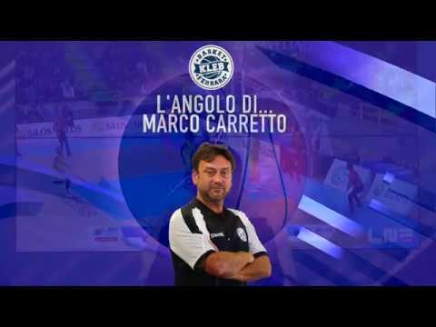 L'ANGOLO DI… MARCO CARRETTO: IL VICE COACH PRESENTA SAN SEVERO