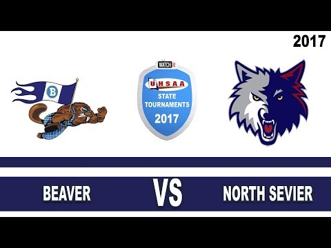 2A Volleyball: Beaver vs North Sevier High School UHSAA 2017 State Tournament 6th Place