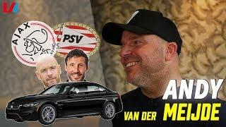 Van der Meijde: 'Liever Ten Hag in de Auto dan Van Bommel'
