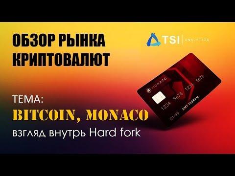 Bitcoin — взгляд внутрь Hard fork. Monaco | Обзор TSI Analytics