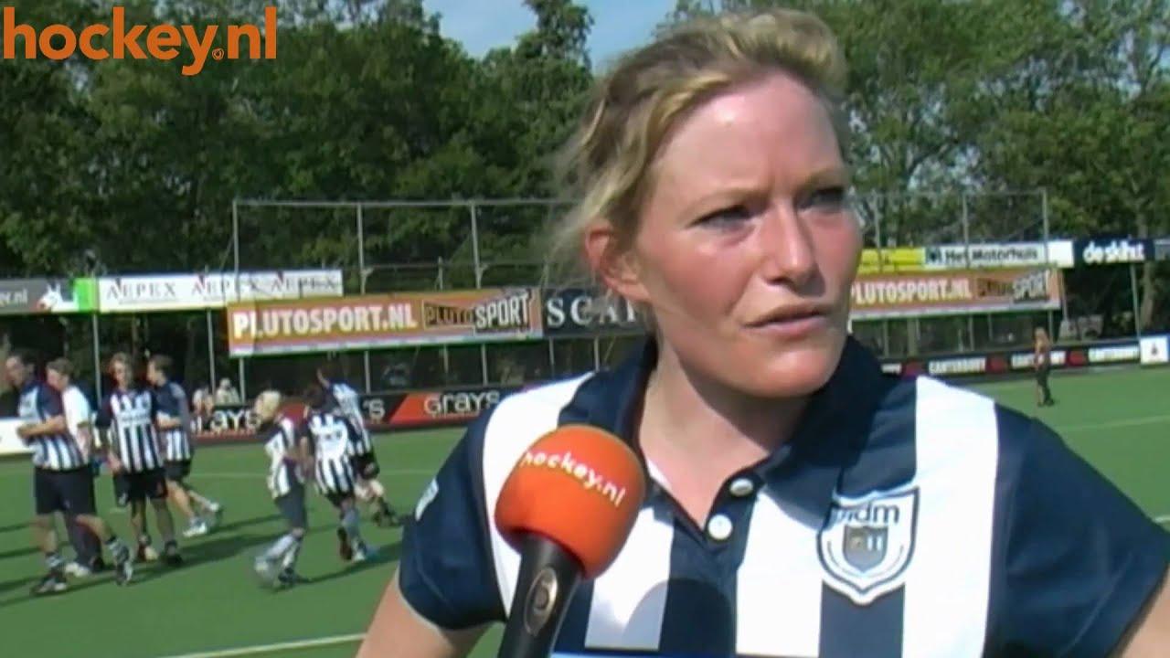 Hockey.nl TV - Miek van Geenhuizen: 'Ik vond het heel ...