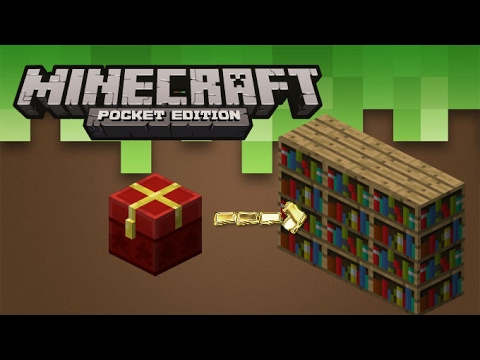 How To Make A Working Bookshelf In Minecraft PE 100 And Windows 10 Or Any Version