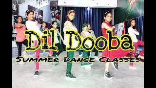 Dil Dooba Dance Choreography | Summer Camp Classes | Biggners Students | Amit Kumar Dance Studio