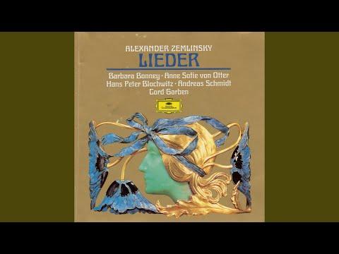 Zemlinsky: Walzer Gesänge nach toskanischen Volksliedern v.Ferd.Gregorovius op. 6 (Waltz-songs...