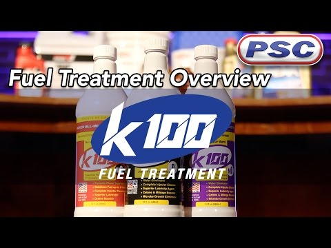 K100 | Fuel Treatment Overview