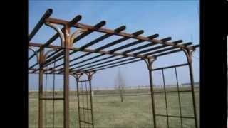 Arbors And Gazebos By American Iron Fence