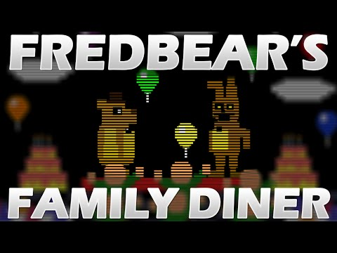 Five nights at fredbears family diner demo springbonnie death lagulu