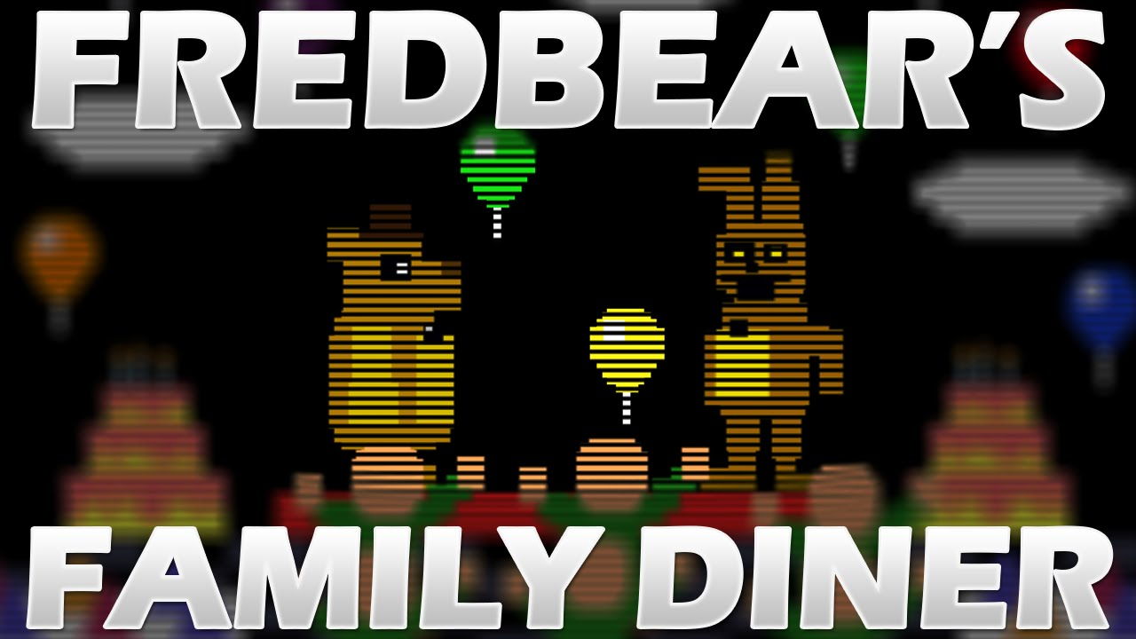 Fredbears family diner demo play now - Fredbear S Family Diner Five Nights At Freddy S 4 Fnaf 4 Trailer Youtube