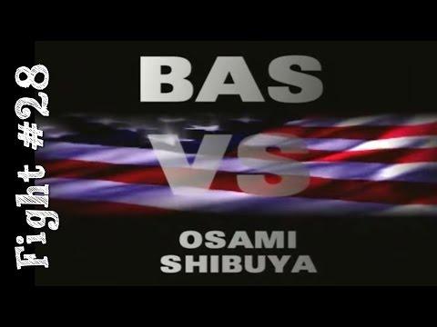 Bas Rutten's Career MMA Fight #28 vs. Osami Shibuya