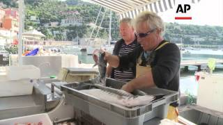 Staying afloat - fishing industry struggles as tourism grows in coastal village