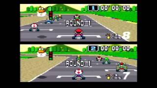 RetroBoots - Super Mario Kart