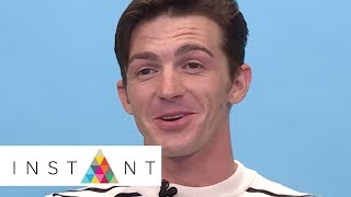 Drake Bell Spills The Tea on His Reunion with Josh Peck | Instant Exclusive | INSTANT