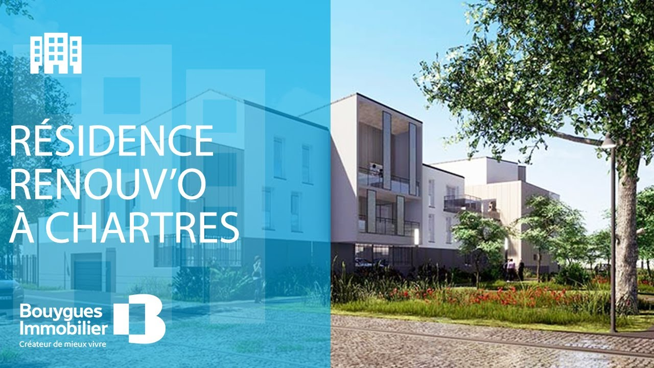 Constructeur De Maison Chartres résidence renouv'o à chartres | nos projets immobiliers neufs